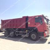 10 짐수레꾼 덤프 트럭 25 Cbm 팁 주는 사람 트럭