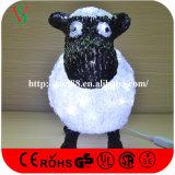Feuilles de moutons décoration de Noël
