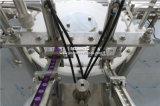 Máquina de embotellado líquida doble de la bomba E de las pistas