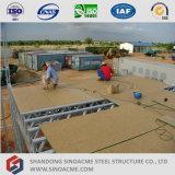 Sinoacme préfabriqué Structure en acier de jauge de lumière Construction maison