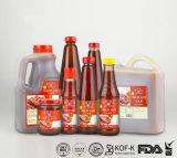 150ml 5oz 소스 향미료 식초 유리제 단지, BBQ 유리병