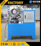 máquina que prensa de los dados 1/4'-2' 10 del Finn del manguito hidráulico libre determinado de la potencia