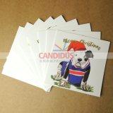 Cartes Postales Cartes de voeux de la qualité de l'impression
