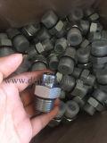 Adapter van de Serie S van de O-ring o-Ring/SAE van Orfs de Mannelijke Chef-