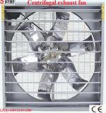 ventilador de Exaust do obturador de 44000m3/H Certrifugal