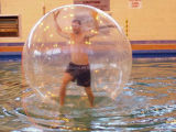 水歩く球、Zorbの球(D1003A)