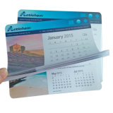 Calendario Mouse Pad con 12 Pages per Advertizing Products