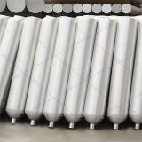 Легкий вес Alsafe сжатого газа алюминиевый бак