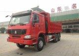 Sinotruk 290HP/336HP/371HP 25tons HOWO 6X4のダンプトラック(ZZ3257M3241M)