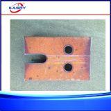 Tube carré tube rectangulaire tuyau creux et les profils de machine de découpe de la flamme de plasma CNC