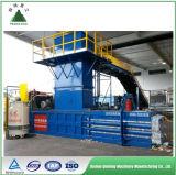 Máquina hidráulica automática de la prensa del papel usado