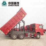 Sinotruk HOWO 6X4 LHD&Rhdのダンプカートラック(ZZ3257N3647B)