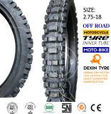 La motocicleta parte el neumático de la montaña del neumático de la motocicleta del neumático de la motocicleta del camino 2.75-18
