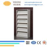 Estante para libros del metal del estante periódico Lh-99