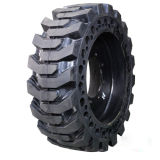 la elevación 355/55D22.5 cansa el neumático sólido de los neumáticos de OTR para el carro de escala