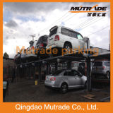 Empilhador de estacionamento hidráulico de duas colunas com marcação CE/ISO9001/Certificado pela TUV