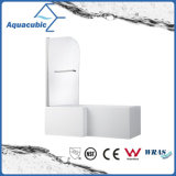 Комната ливня ванной комнаты стеклянные просто и приложение ливня (AE-BSGL822A)
