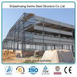 Edificio barato industrial de la estructura de acero de Q345b para la vertiente del almacenaje del almacén