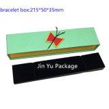 Caja de embalaje del papel cosmético del rectángulo del rectángulo de regalo de los rectángulos de joyería de la cartulina Jy-Jb91