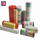 工場販売のロールの生物分解性LDPE/HDPEによってカスタマイズされるゴミ箱はさみ金