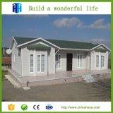 De superieure Kwaliteit China prefabriceerde de Draagbare Huizen van het Kamp van de Zomer
