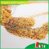 Lo scintillio caldo di serie dell'oro di vendita si sfalda con il prezzo basso