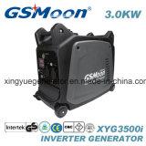 generador silencioso estupendo compacto de la gasolina del inversor de 4-Stroke 3000kVA con la aprobación
