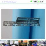 Kundenspezifische Blech-Herstellungs-Teile mit Qualität (legierter Stahl)