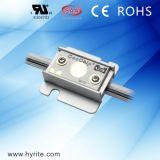 Módulo 12V 0.7W IP65 Aluminio COB LED de la letra de canal con el CE UL