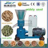 穀物の茎の飼葉の綿実の外皮の煉炭の製造所のための中型および小さい出力中国の金の製造者