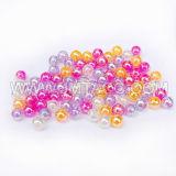 Perlas de plástico