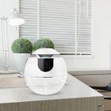 Épurateur eau-air de Revitalisor d'air à la maison avec la musique