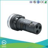 Utl 두 배 Coulour 표시등 LED 램프 점화 Ad108-22ss