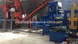 O Qt12-15 para máquina de fabrico de blocos de betão de negócios em todo o mundo