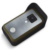 Audiogegensprechanlage-Tür-Telefon-Installationssatz für Landhaus