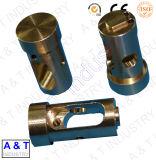 OEM CNC Aluminium/Messing/Roestvrij staal/Koper die Delen machinaal bewerken