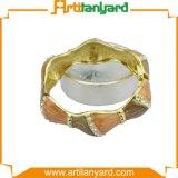 De recentste Armband van het Metaal van de Manier van het Ontwerp met Juwelen