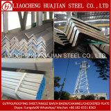 Barre d'angle en acier laminé à chaud pour la construction
