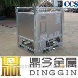 Нержавеющая сталь Container с Lid/Влагой-Proof Storage Box для Chemical&Liquid Transport
