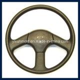 Modelagem por injeção de roda de direção do carro