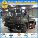 도로 SUV 떨어져 10000 L Dongfeng 6X6 트럭 10 톤 물 탱크