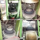 Gummireifen-Motorrad-Gummireifen, der Maschinen-/Motorrad-Gummireifen-Produktionsanlage bildet