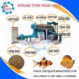 Máquina bagre de canal Fish Food Pellet