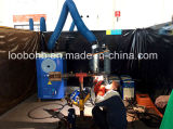 Collettore portatile del vapore del saldatore di MIG/macchina sola mobile della captazione di gas dell'estrazione Unit/Stand del fumo di saldatura