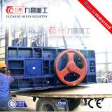 Broyeur de charbon facile de coke de pierre de maintenance avec le double broyeur de roulis pour l'industrie de Ming