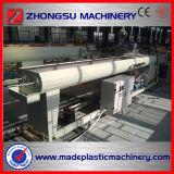 Salida de la gran máquina de fabricación del tubo de UPVC