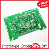 Placas feito-à-medida da prototipificação do circuito Fr4 eletrônico