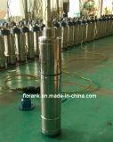 Bomba sumergible bomba de tornillo (con CE)