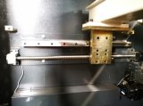 Automatische in Position bringende hydraulische Presse-Bremsen-Maschine mit konkurrenzfähigem Preis