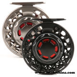 Máquina de corte de água salgada de alumínio CNC Fly Fishing Reel Made in China